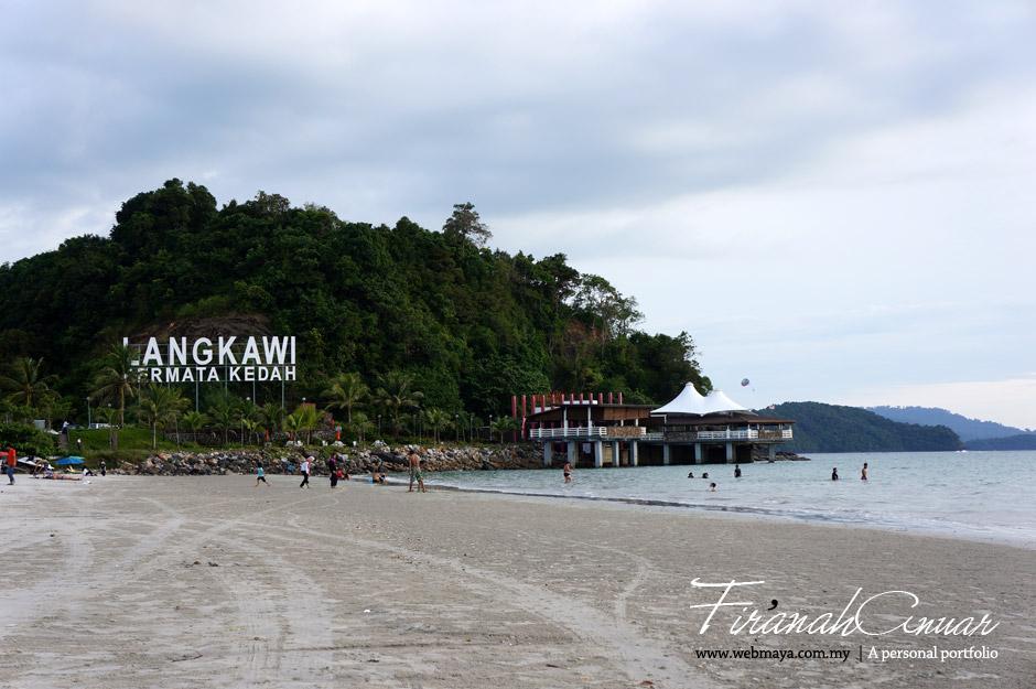 Pantai Cenang, Langkawi, Kedah