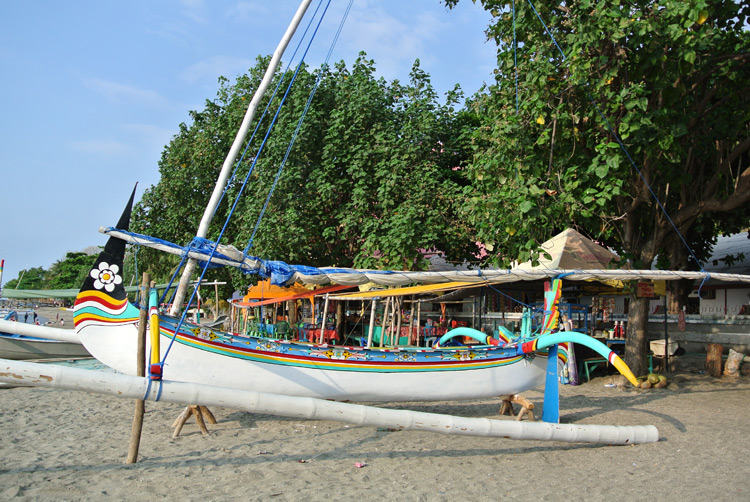 Pasir Putih Beach, Situbondo, on the way to Ijen Crater