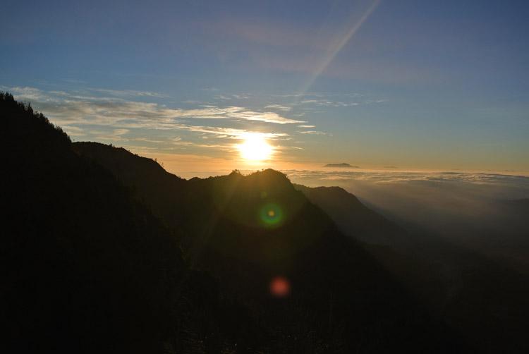 Captivating sunrise