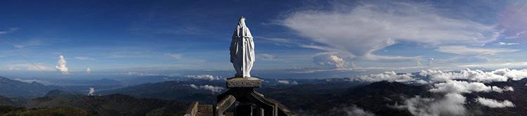 Mount Ramelau, Hatubuilico, Timor Leste by Paulo Leite