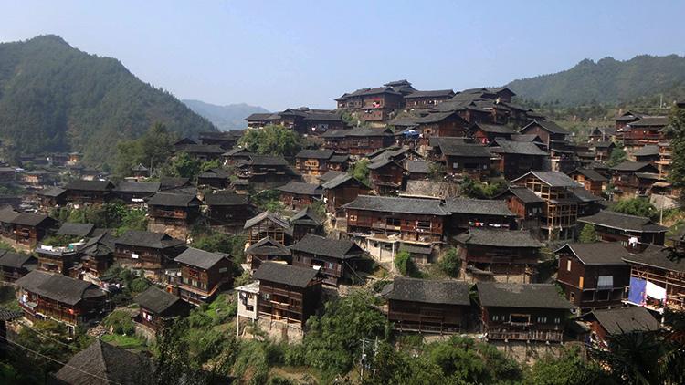 Xijiang, Guizhou, China - by Paulo Leite