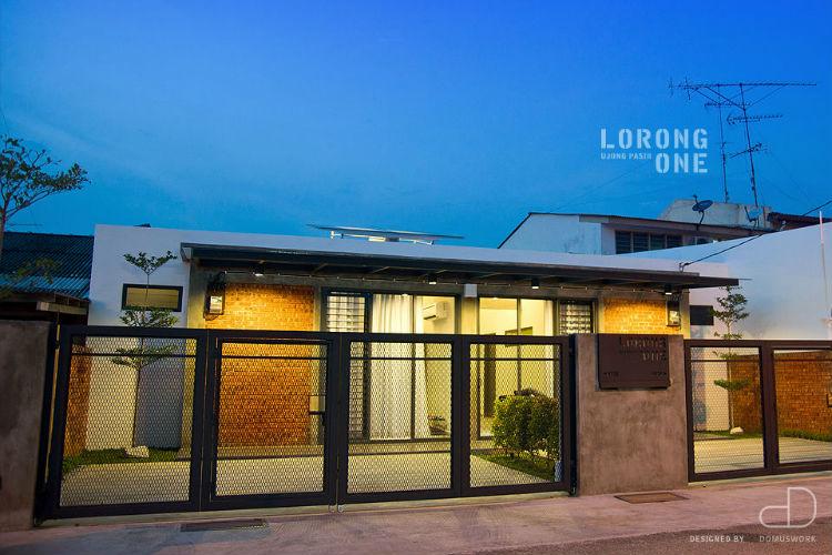 Lorong One, Melaka