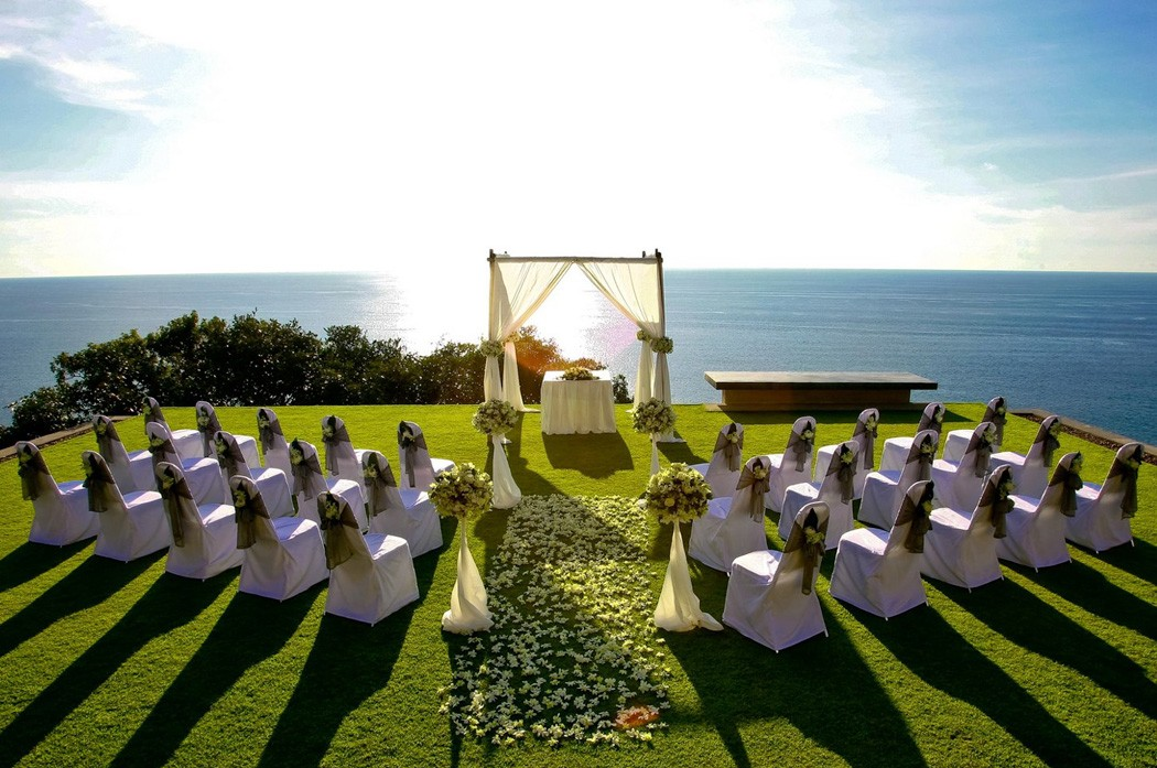 Miracle Lawn - where magical weddings took place