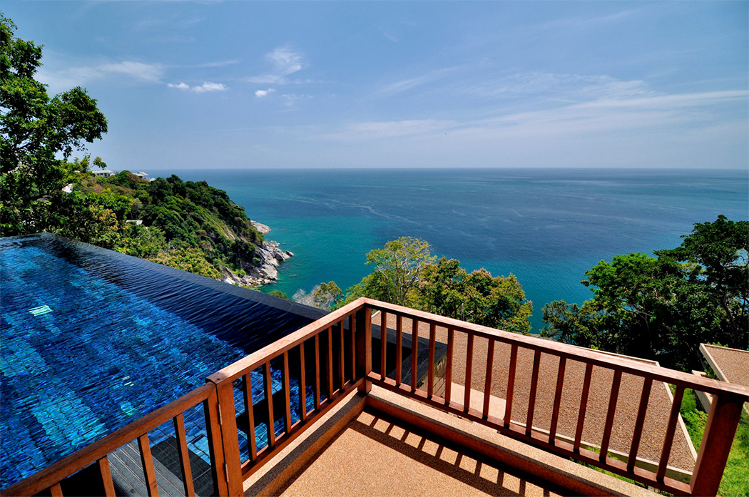 Paresa, Phuket - cliffside heaven