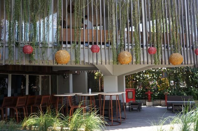 U Paasha hotel exterior