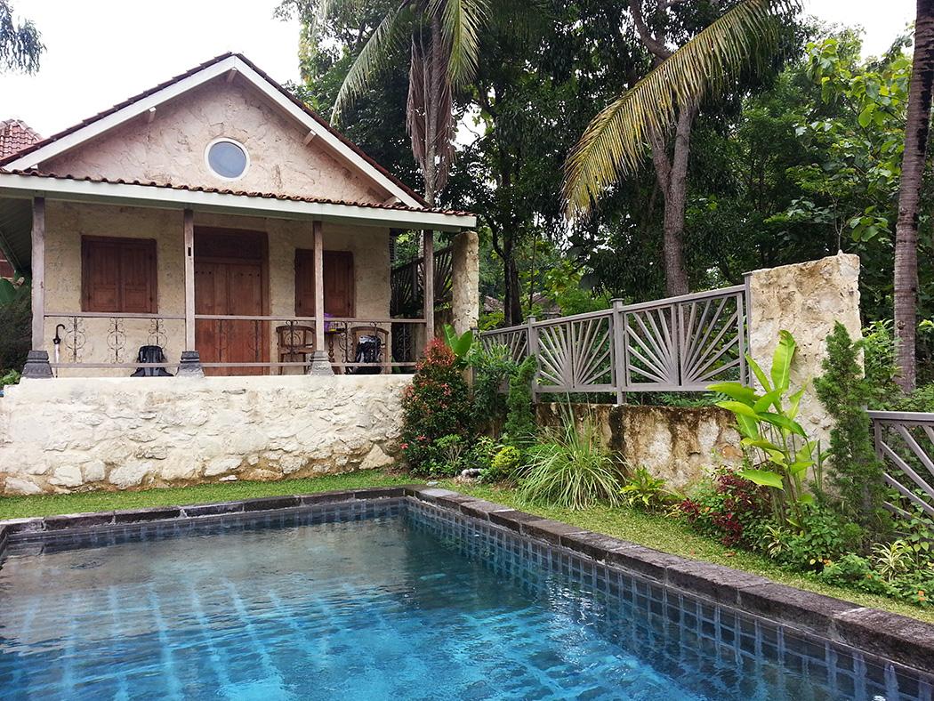 Villa Sunset, Kota Bantul, Jogjakarta, Indonesia