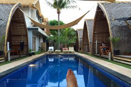 M'adison Gilli - a little calming oasis