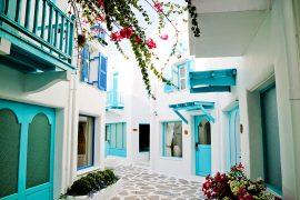 Santorini Park Stay