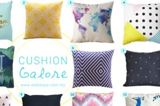 cushion comfy