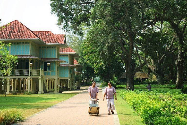 Mrigadayavan Palace : The Palace of Love and Hope